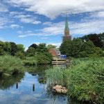 Schlei mit Altstadtblick