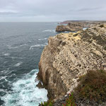 Cap de Sao Vincente , das Ende der Welt