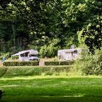 WoMo SP zwischen Naturschutzgebiet und  Kurpark