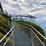 Grindelwald First Cliff Walk