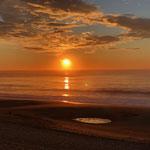 Grandioser Sonnenuntergang