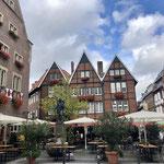 Viele Sehenswürdigkeiten in Münster