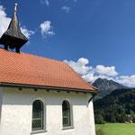 Radtour Richtung Obermaiselstein