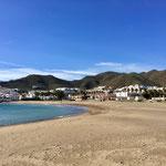 Strand von San José