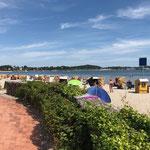 Strandpromenade von Eckernförde