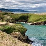 wilde Küste Nord Galizien