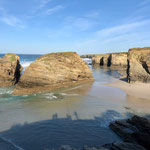 die Attraktion: Playa de Catedrais