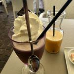 Weltbester Eiskaffee in Riva aus der Gelateria Cristall