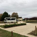 2. SP Pontigny im französischen Burgund