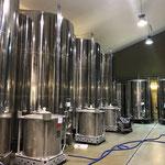 In der Olivenöl Fabrik