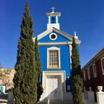 Kirche in Baños de Fortuna