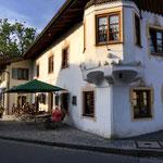 Eckkneipe in Oberammergau