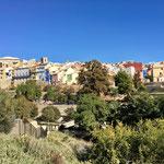 Stadtblick La Vila Joiosa
