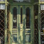"""#012 - Tür  -""""Der Zahn der Zeit"""""""