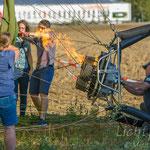 #002 - Feuer frei, Ballonstart - FlugtagBensheim2018
