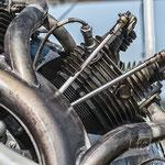 #005 - Detail Sternmotor - FlugtagBensheim2018