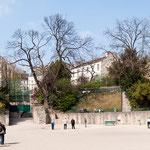 #005 - Boule, Arènes de Lutèce, Paris, F