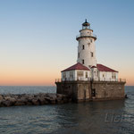#024 - Chicago Harbor Lighthouse, Illinois, USA