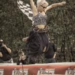 # 027 - Glemseck 101 - 2018 - Sultans of Sprint - Flag-Girl