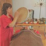 Shantiwoman schamanische Trommelreise