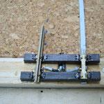 Schienenverbinder mit Kleineisennachbildung (siehe Text!)