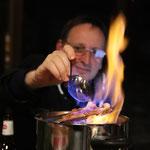 Adventstimmung mit Feuerzangenbowle