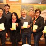 Präsentation des Buches Naturschätze der Marktgemeinde Finkenstein