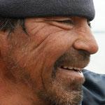 Pêcheurs d'algues - Ile de Chiloé