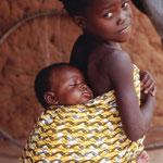 Sénégal - la portée