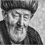 Ousbek au marché - Ousbékiskistan