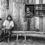 Couple de paysans - Laos