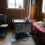 Intérieur de maison - Ile de Chiloé