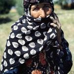 Iran - vieille dame