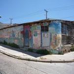 Valparaiso - Tag des maisons
