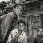 Le trio - Madagascar