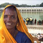 Le temple sick - Indes