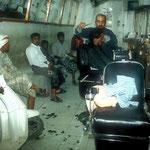 Le barbier - Yemen
