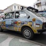 Valparaiso - Le dernier bolide de course!