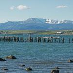 Lac de Puerto Natales
