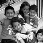 Enfants des favelas - Colombie