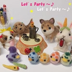 みんなでパーティー