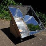 Cuiseur solaire type boite