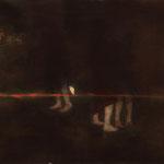 『翔焔』Gaudy Night 64.0×224.0/2015