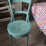 "Nachher. Farbe Annie Sloan ""Provence"". Shabby Look mit dunklem Wachs"