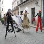 In Kuba ist immer was los!