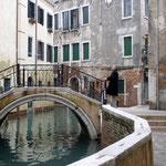 Brücken,Kanäle und dies fast ohne Touristen!