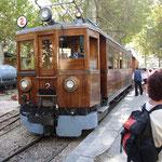 Historische Eisenbahn.