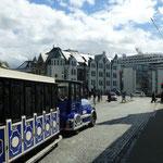 """Unser """"Touristen-Express"""""""