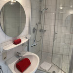 Kleines Badezimmer