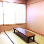 野菊の里寺院控室